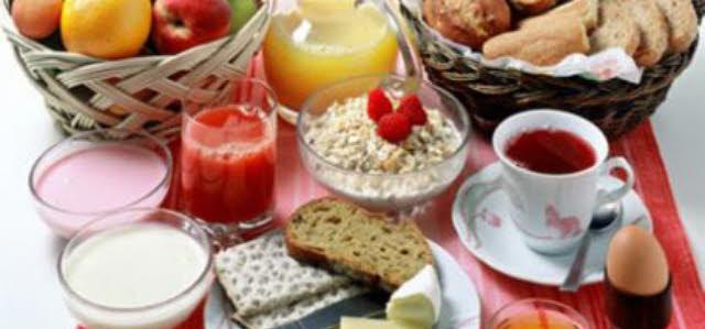 leckeres frühstück trotz diät
