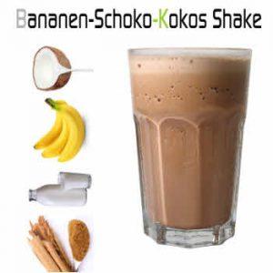 FitnessTester Shake Rezept