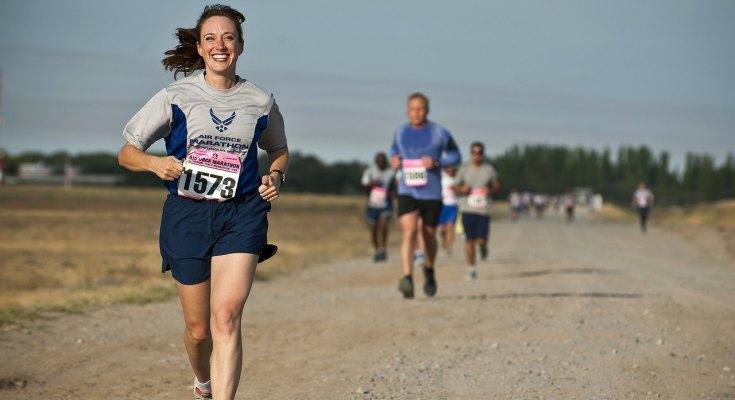 joggen aber nur mit einem guten Laufschuh