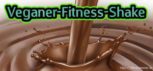 Veganer-Fitness-Shake in 5 Minuten fertig