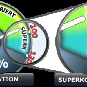 Pulse7 Test Superkompensation, Trainingsbelastung und Leistungsfähigkeit