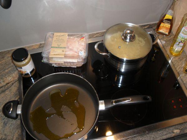 Curryhähnchen