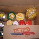 Gefro Test auf FitnessTester.TV
