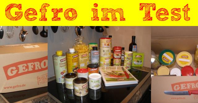 Gefro im Test - wie schmeckt Gefro und was taugt das Gefro Kochbuch