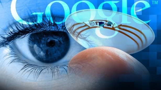 Google Kontaktlinsen für Diabetiker
