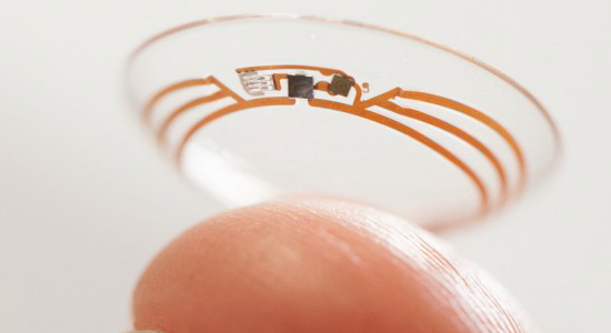 Google Kontaktlinsen contact-lens-display