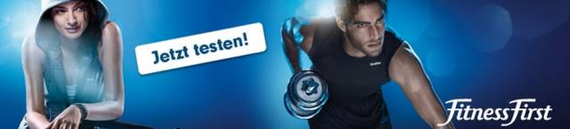 fitnessfirst kostenloses probetraining