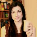Sophia Grabner liebt den FitnessTester - Shake mit Kokosmilch
