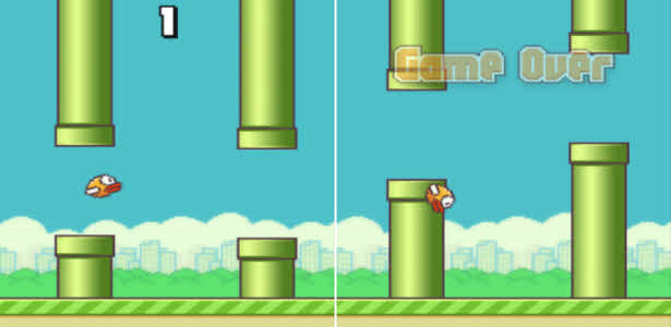 Flappy-Bird Dong Nguyen