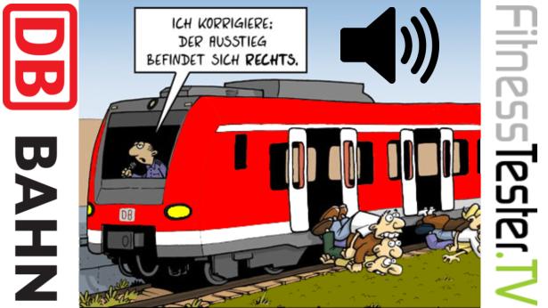 geilster Zugbegleiter in re7