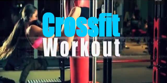 crossfit workout zur idealen fettverbrennung und abnehmen