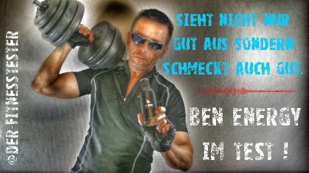 Ben Energy Drink im Test