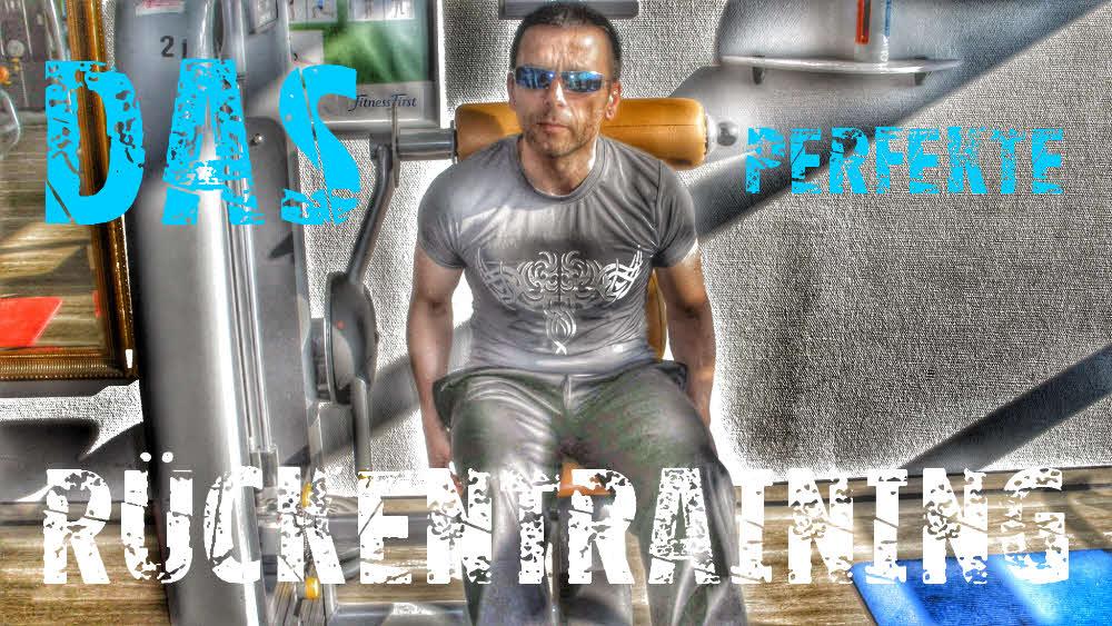 rückenmuskeln trainieren