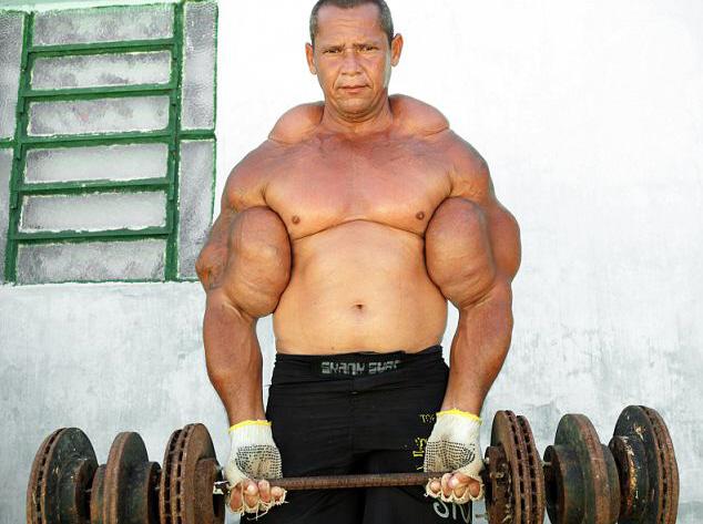 Arlindo de Souza - Der stärkste Mann der Welt - Oder?
