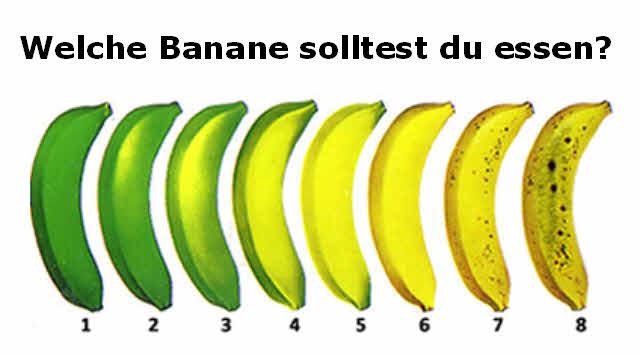 Bananen sind bei Sportlern sehr beliebt