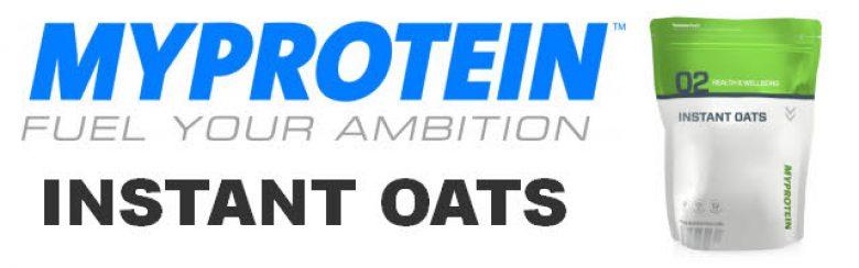 MyProtein Instant Oats Video Rezept Bananen Schoko Shake