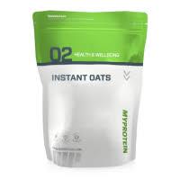 instant oats von myprotein