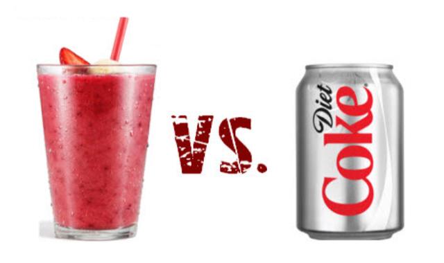 warum ein smoothie besser als eine cola ist
