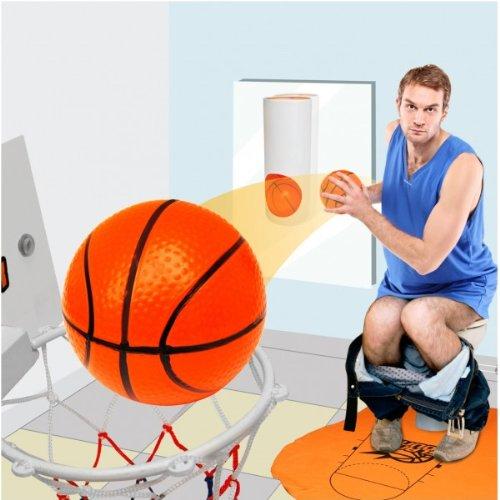 Slam Dunk Toiletten Basketball