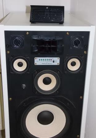 V7 Retro Lautsprecher