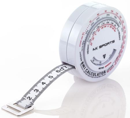 BMI Umfangsmessband