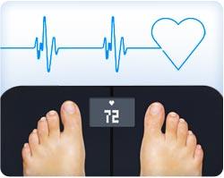 Körperanalysewaage