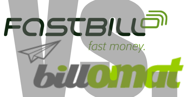 billomat vs. fastbill rechnungssoftware