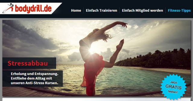 fitness online oder fitness on demand