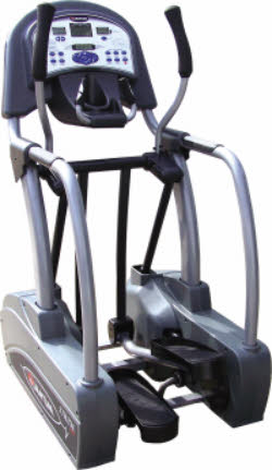 crosstrainer workout zuhause