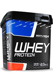 Muskelaufbau und schnell Abnehmen mit Protein Eiweiß von Bodylab24