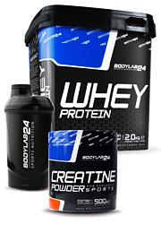 Protein Eiweiß zum abnehmen und muskelaufbau