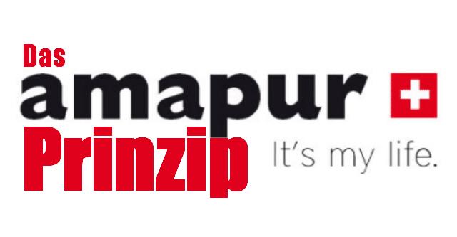 warum das amapur prinzip funktioniert