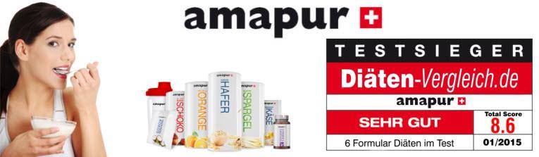 amapur vs. almased welche diät ist die beste