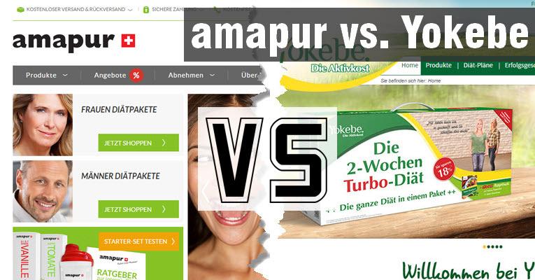 Amapur gegen Yokebe