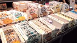 vegane cookies lenny & larry´s
