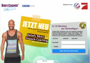 Mach dich krass vs. 10 Weeks BodyChange ein spannendes duell