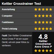 Crosstrainer Test - Welcher Crosstrainer ist Testsieger geworden
