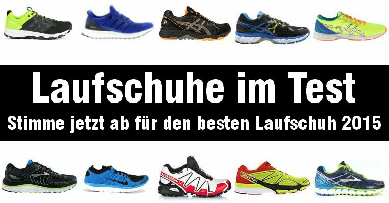 laufschuhe im test der beste laufschuh 2015. Black Bedroom Furniture Sets. Home Design Ideas