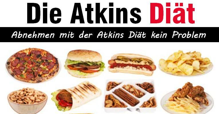 atkins diät - mit der atkins diät abnehmen