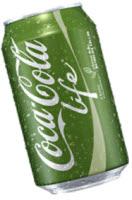 grüne coca-cola life stevia mehr zucker als gedacht