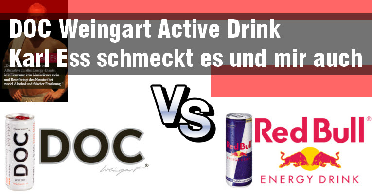 doc weingart active drink besser als red bull