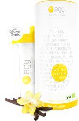 egg setzt auch auf bio mit dem bio-protein-shake