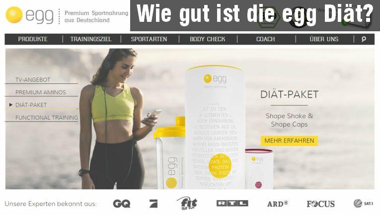 egg.de - wie gut ist die egg diät