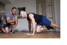 Hollywood Fit das Online Fitnessprogramm von Ralf Möller