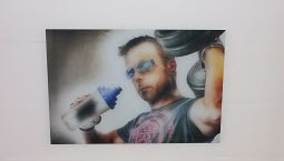 acrylbilder-printu fürs fitnessstudio