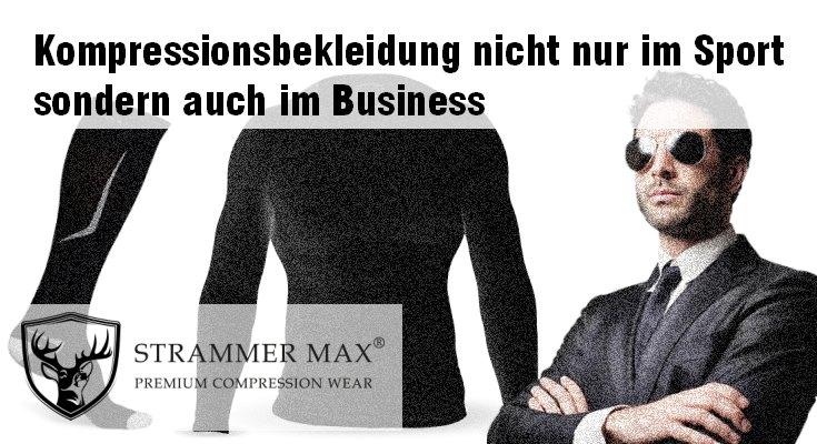 Kompressionsbekleidung für Sport und Business