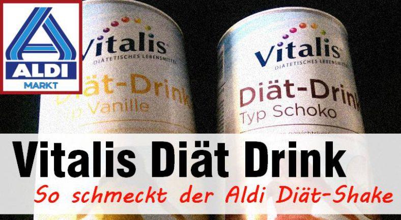 Vitalis Diat Drink Vom Aldi Im Test Fitnesstester Tv