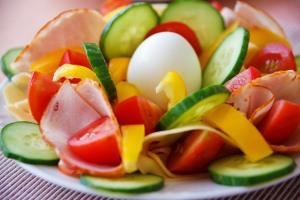 Ernährung ist beim Bodybuilding