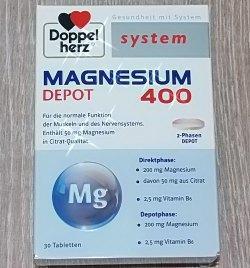 doppelherz magnesium depot die alternative zu brausetabletten