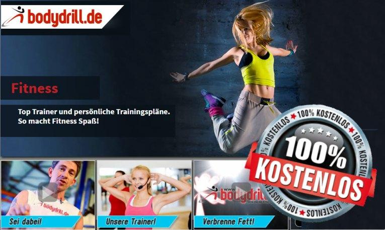 Das erste kostenlose Fitnessstudio